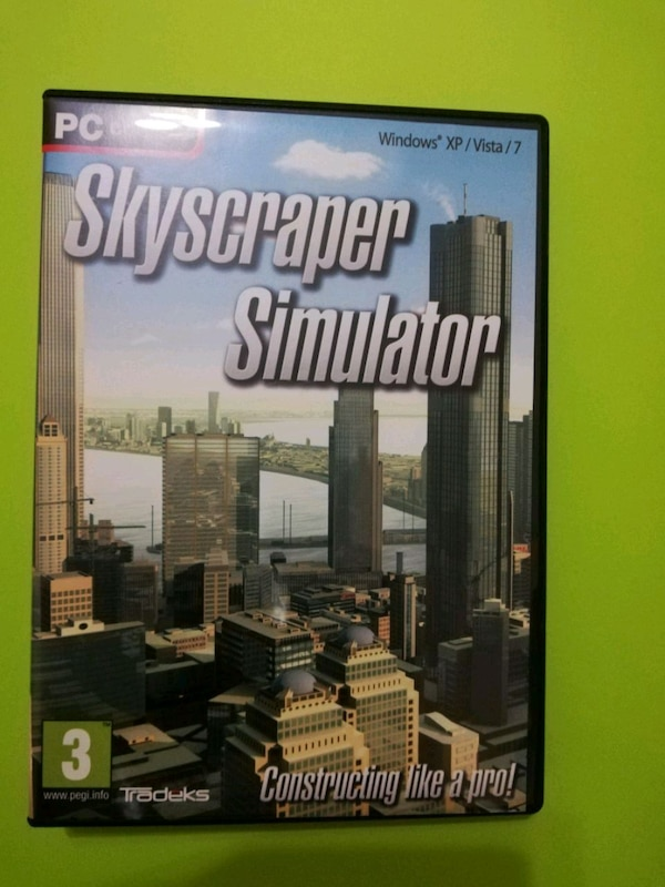 SKYSCRAPER SİMULATOR PC OYUNU