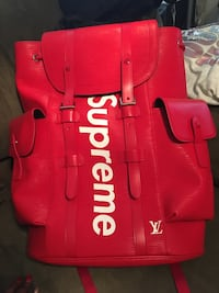 LV SUPREME BACKPACK *Shipping only* Bethany