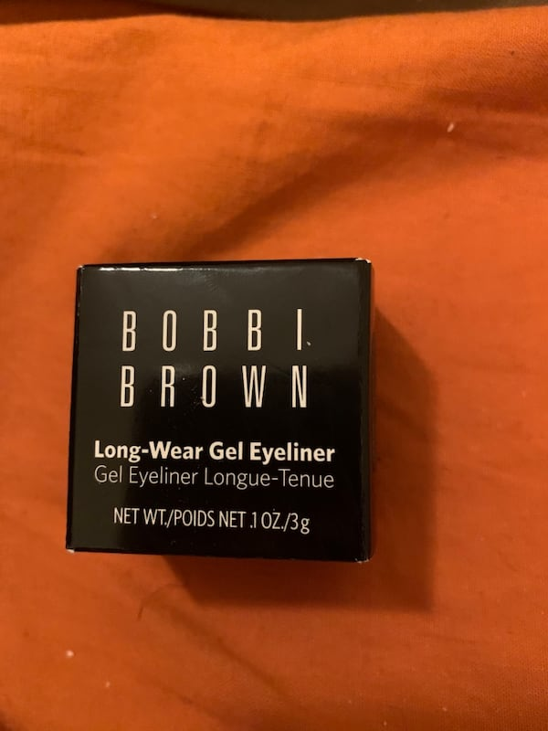 Brand new Bobbi Brown long-wear gel eyeliner Black Ink 1 2b58bfb2-83ee-4af1-9222-a77f4b99820a