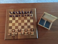 Brown and black chess board Fairfax, 22030