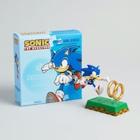 Sonic the Hedgehog Collectible South Bend, 46616