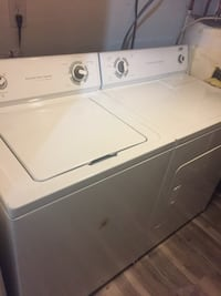 Matching washer and dryer set  Knoxville