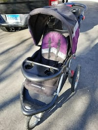 Expedition EXL stroller