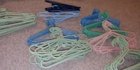 Kids cloths hangers 87 in total for only $20 9 km
