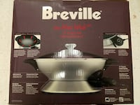 """Breville 14"""" Family Size Electric Wok Trumbull, 06611"""