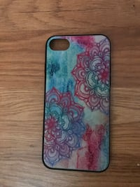 Funda de iPhone 7/8 impresa mandala multicolor La Zubia, 18140
