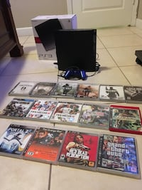 PlayStation and 15 games Miami, 33184