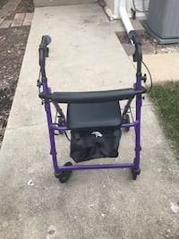 Seated Walker from Medline. Skokie, 60077