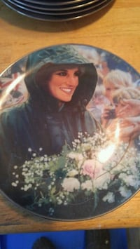 Princess diana plate Woodlawn, 21207