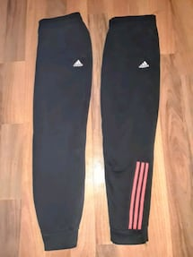 2 SIZE LARGE ADIDAS TRACK PANTS TAKE BOTH FOR 30$