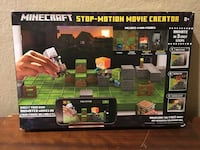 Minecraft Stop Motion Movie creator Austin, 78737
