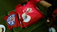 Canada Jersey and hat and tshirt Edmonton, T6H 5C3