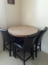 4 chair + table North Bergen, 07047
