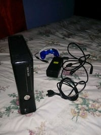 Xbox 360 w/ everything and HDMI cable