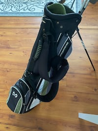 MAXFLI GOLF BAG and irons Silver Spring, 20902