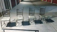 4 piece chair set Perry, 31069