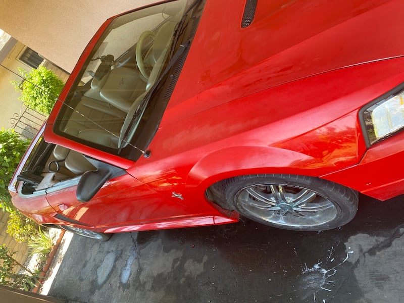 2000 Ford Mustang Base NEED GONE ASAP Very negotiable 089f8612-54af-4010-9049-2ed4ebd55b8c