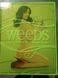 Weeds Complete Collection Blu Ray  Mississauga, L4X 2M5