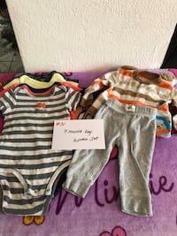 Bundle 9 month boy set Sacramento, 95824