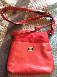 Roots Leather Crossbody Purse Norwich, N0J 1P0