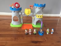 Little People Mighty Kings Castle Playset Sterling, 20165