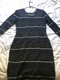 Womens Dress (Perfect for Fall Weather)  Silver Spring
