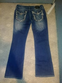 Miss me jeans. Worn once 59 km