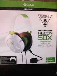 XBOX ONE Turtle Beach Ear Force Recon 50X Gaming Headset Montreal East