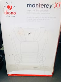 Diono booster seat for sale/ still in package 278 mi