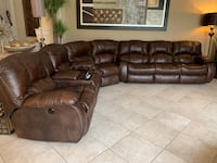 Reclining couch Land O Lakes, 34638