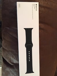Apple watch sport band black box Salina, 74365