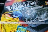 New! Haynes build your own V8 engine model Canton