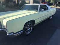 1972 Lincoln Continental Las Vegas