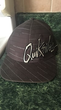 Quik silver fitted cap