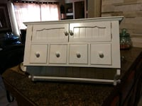 white wooden cabinet with drawer Fresno, 93703