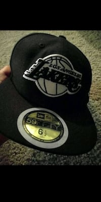 Fitted custom small Laker's hat Anaheim, 92804