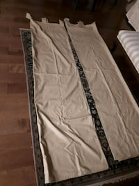 PAIR OF BLACKOUT CURTAINS Port Moody
