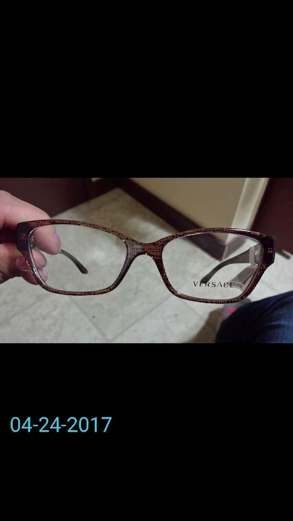 083a23b95e Used Versace eyeglasses new w. Tag for sale in Calgary - letgo