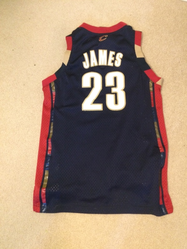 87da1bf50f8c Used Vintage kids lebron James jersey for sale in Fall River - letgo