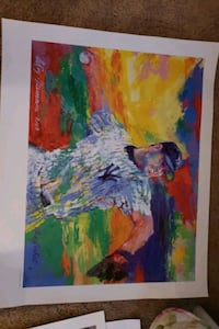 Roger Clemens painting  Hopewell Junction, 12533