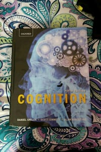 Cognition Textbook Toronto, M1C 4A7