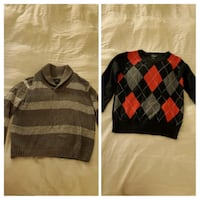Boys 4T sweaters in great condition  Germantown, 20874