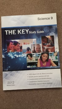 The Key study guide book Calgary, T3K 0G4