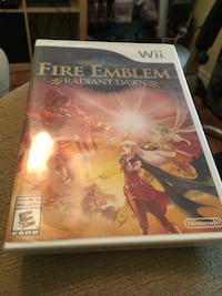 Fire Emblem Radiant Dawn Wii BRAND NEW  Langley, V2Y 1B5