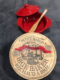 Petite Maison Brie Cheese Baker Dish Vancouver, V6G 3B7