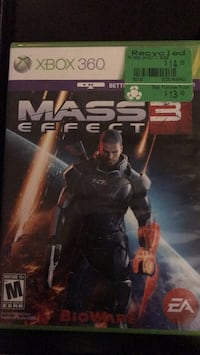 Xbox One Mass Effect case Barrie, L4N 0A5