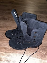 Tactical wildland firefighting boots