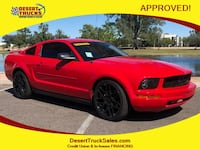 Ford-Mustang-2006 Phoenix