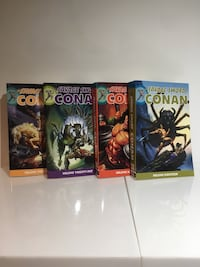 The Savage Sword of Conan Mississauga, L5B 2Z5