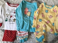 Toddler Girl Clothing: PJ's Vaughan, L4J 8V1
